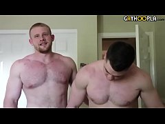 Fit Alpha Male College Jocks Fucks Married Whit...