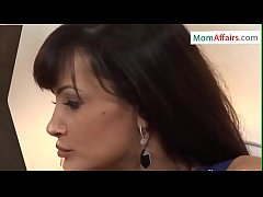 MomAffairs.com - Hot Milf Lisa Ann Enjoying Ste...