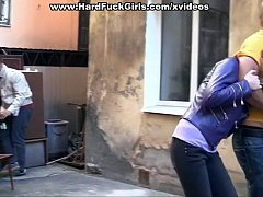 Hardcore fucking with married girl