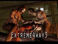 Clip sex New Skyrim Forced Sex Animations