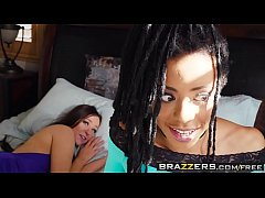 Brazzers Exxtra -  If The Dick Fits Part 1 scene starring Kira Noir  Lucas Frost