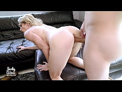 Step Mom Seduces Step Son and he impregnants he...