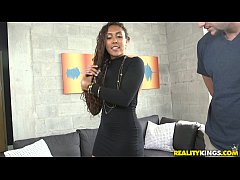 Reality Kings - Caly rides cock like a pro