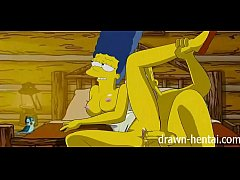 Clip sex Simpsons Hentai - Cabin of love