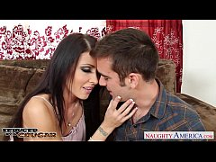 thumb busty cougar jessica jaymes gets facialized