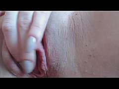 Close up pussy play and squirt
