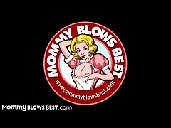 MommyBlowsBest Just Keep Begging Ur Step Mom, S...