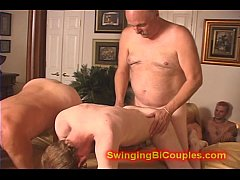 TabooTeens watch their BI Grand daddy FUCKED