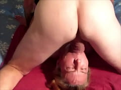 Wife's throat takes another pounding