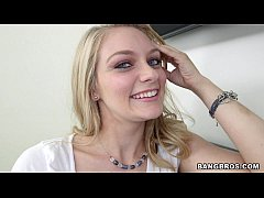 thumb pretty blonde teen porn audition