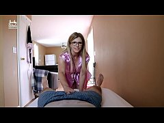 Early Morning Sex with my Step Son - Cory Chase