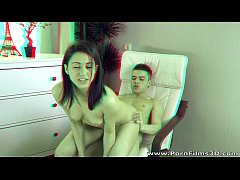 Porn Films 3D - Sexy dancer takes teen porn in ...