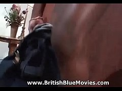Amber Roxx takes a Black cock up her teen arsehole!