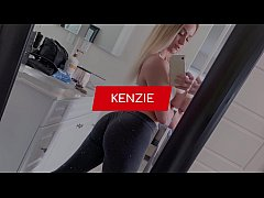 Clip sex FIT18 - Casting Thicc Fitness Beauty Kenzie Madison - 60FPS