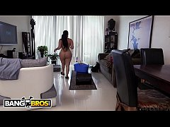 BANGBROS - Every Latina Housekeeper Has A Price, Including This Thicc MILF, Destiny