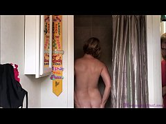 Mother's Unexpected Visit - Brianna Beach - Mom Comes First - Preview