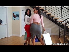 Diamond Kitty and Spicy J the shoping parte 1\/2