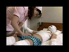 Asian Nurse Sex Therapy