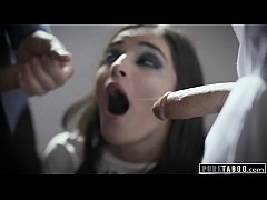 PURE TABOO Doctors Fuck Psych Patient They Caught Masturbating