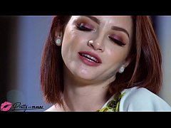 Pretty & Raw - Lola Fae squirts all over her first BBC