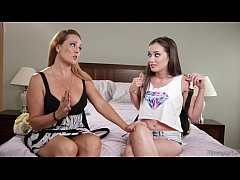 Gia Page and her new mommy, Elexis Monroe! - Mommy's Girl