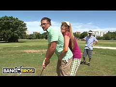 BANGBROS - Throwback Thursday: Can He Score with Cindy Hope