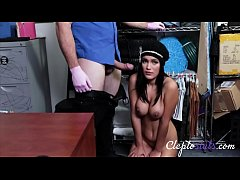 Clip sex Latina Teen Caught By Cop For Stealing - Alina Belle