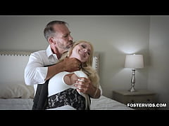 Foster daughter Cassidy Klein is excited to mov...