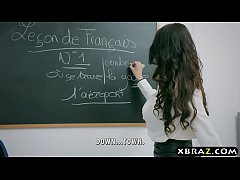French teacher Anissa Kate...