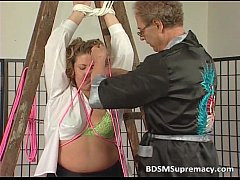 This video features all scenes of BDSM