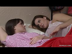 Needy Lesbian Couple Natasha Nice and Alison Re...