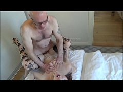 Ulf Larsen lick & fuck Angel, ex-girlfriend & w...