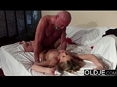 Old Young - Blonde blowjob...