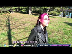 Fuck me in Park for Cumwalk - Public Agent Pickup Russian Student to Real Outdoor Sex \/ Kiss Cat