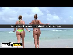 BANGBROS - A Very Special Ass Parade Episode With MILF Babes Phoenix Marie & Sara Jay