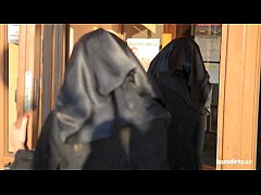 Clip sex Catholic nuns and the monster! Crazy monster and vaginas!