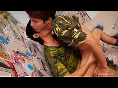 Clip sex Asian Twinks Ray and Win Bareback Fuck