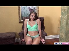 BrokenBabes - Gia Derza Throats Her Favorite Fu...