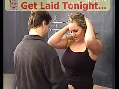 Blonde student cannot refuse Teacher request