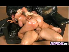 Anal Sex With Huge Butt Oiled Girl (nikki benz) mov-18
