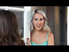 Squirting right to my mom's mature friend! - Abigail Mac, Cadence Lux