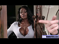 Mature Busty Wife (diamond jackson) Perform In ...