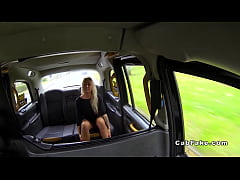 thumb hot blonde g ets anal sex in fake taxi