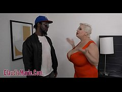 Claudia Marie Impregnated By Black Guy