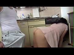 Japanese housemaid fucked a...