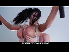 TeamSkeet - Sexy August Taylor Pounded After Workout