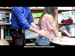 ShopLyfter - Employee Gets Caught...