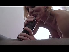 Kitana Lure gets her ass dilated by a big black dick.