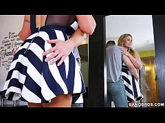 BANGBROS - Eva Notty and The Perfect House Guest on BTRA