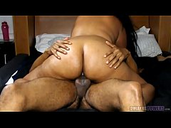 Ebony BBW Gets Smashed After Tinder Meetup